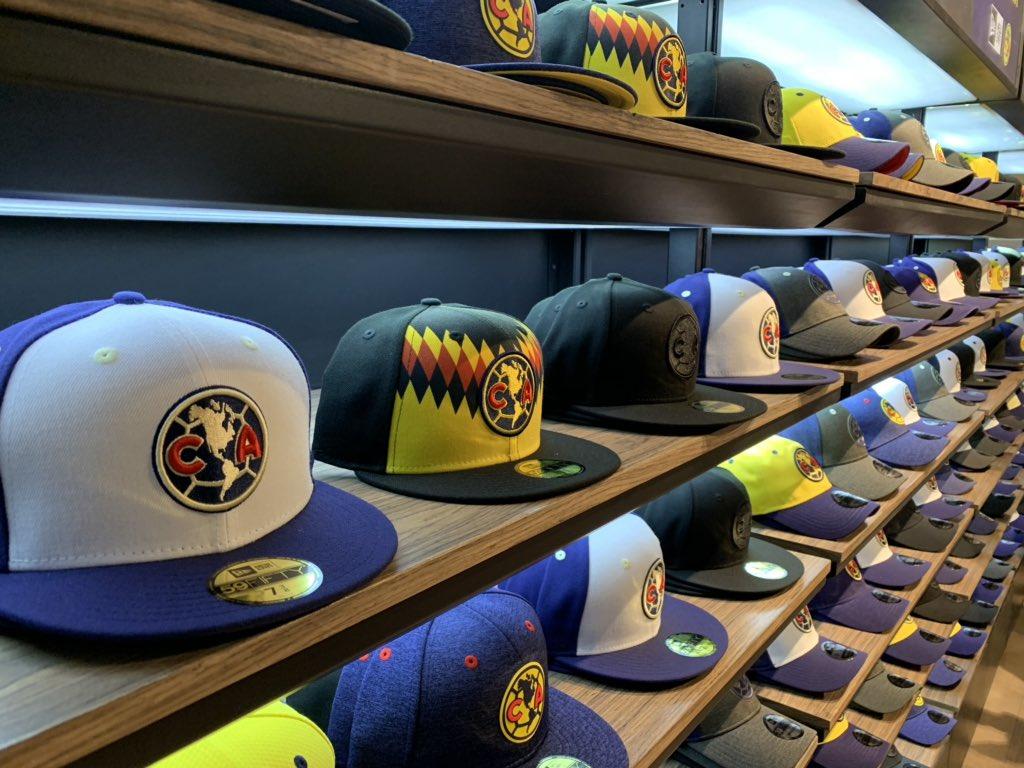 New Era presenta su colección de gorras del América – America Y Ya c96989e645a