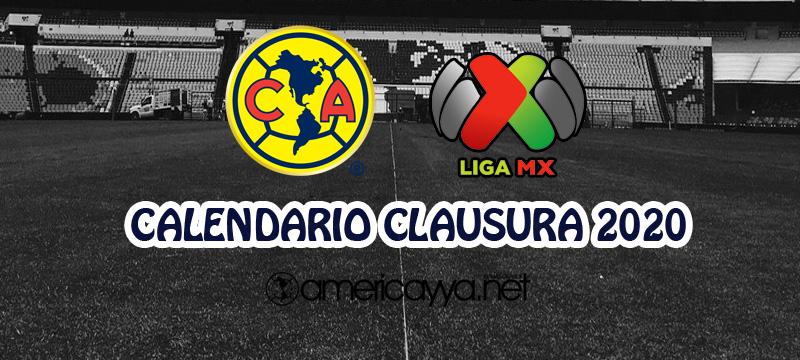 calendario de la liga mx 2020